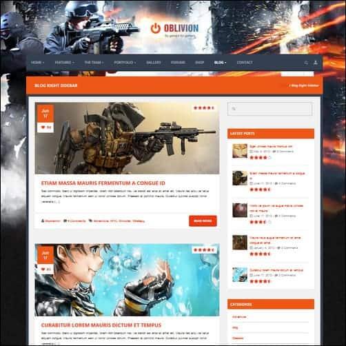 oblivion-wordpress-gaming-therme