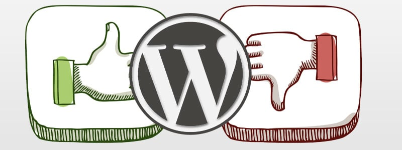 Pros And Cons Of Using WordPress