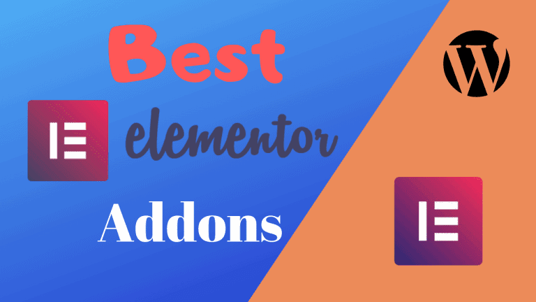 Best Free and Premium Elementor Addons